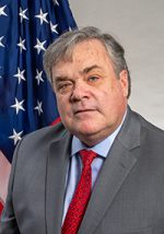 Official Photo of Commissioner Carl Bentzel